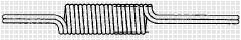 付図30 コイルばね(3200)、引張コイルばね(3220)、2本引張コイルばね(3221)、円筒コイルばね(3241)
