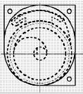 付図96 ぜんまいケース(4320)
